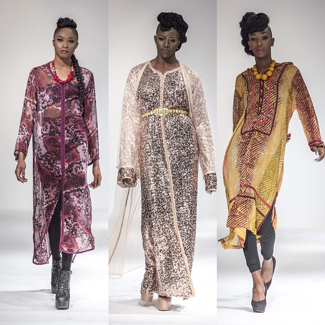 Africa Fashion Week Moroccan Designers