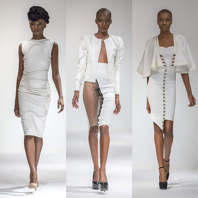 Africa Fashion Week Nigerian Designers