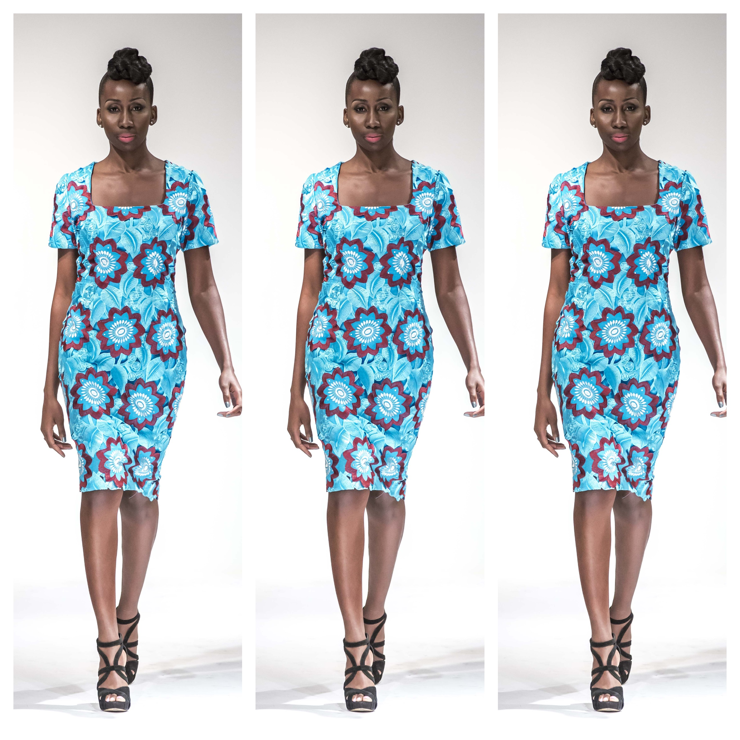 TIAGBE OF KOSOSHI Africa Fashion Week  Designers
