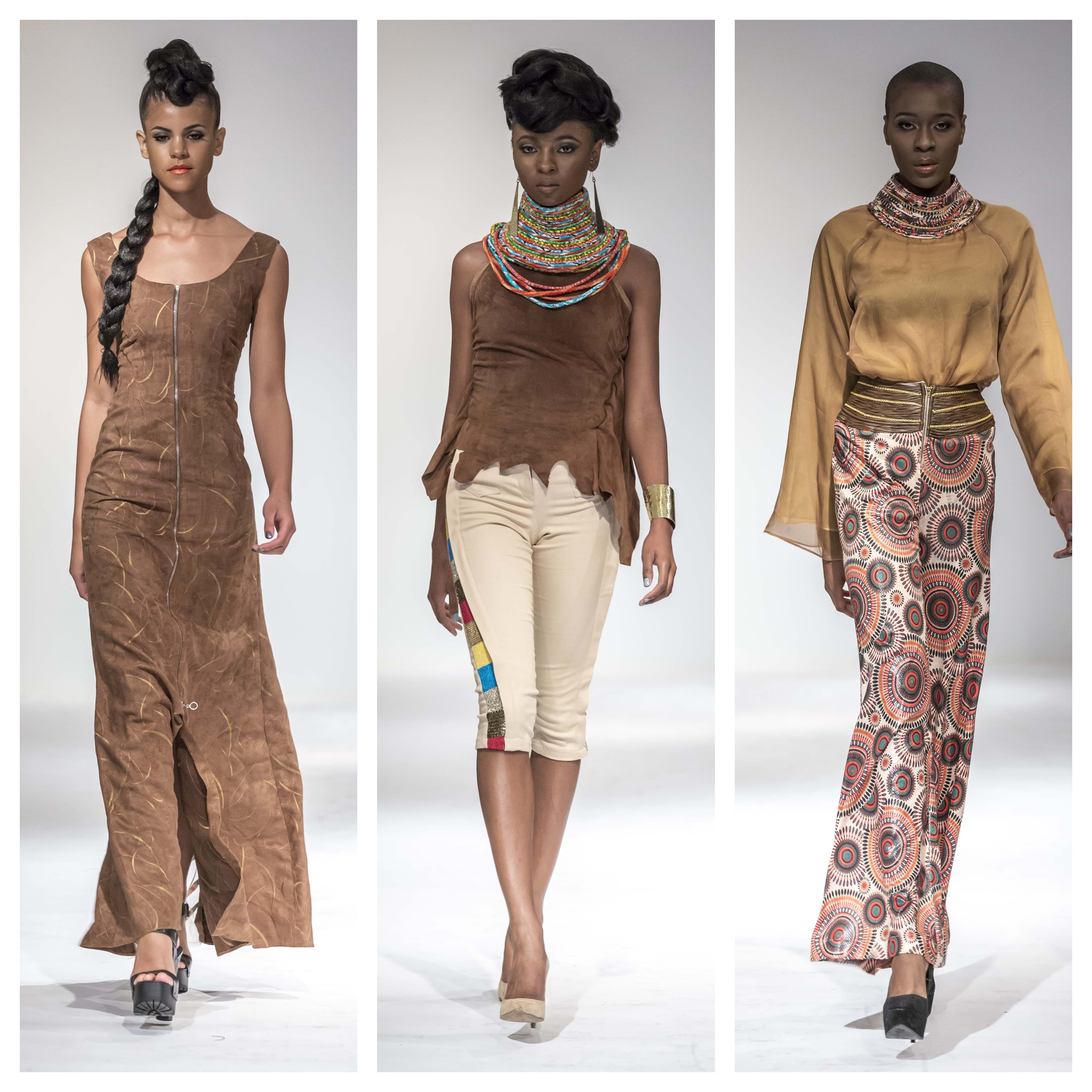 Africa Fashion Week New York