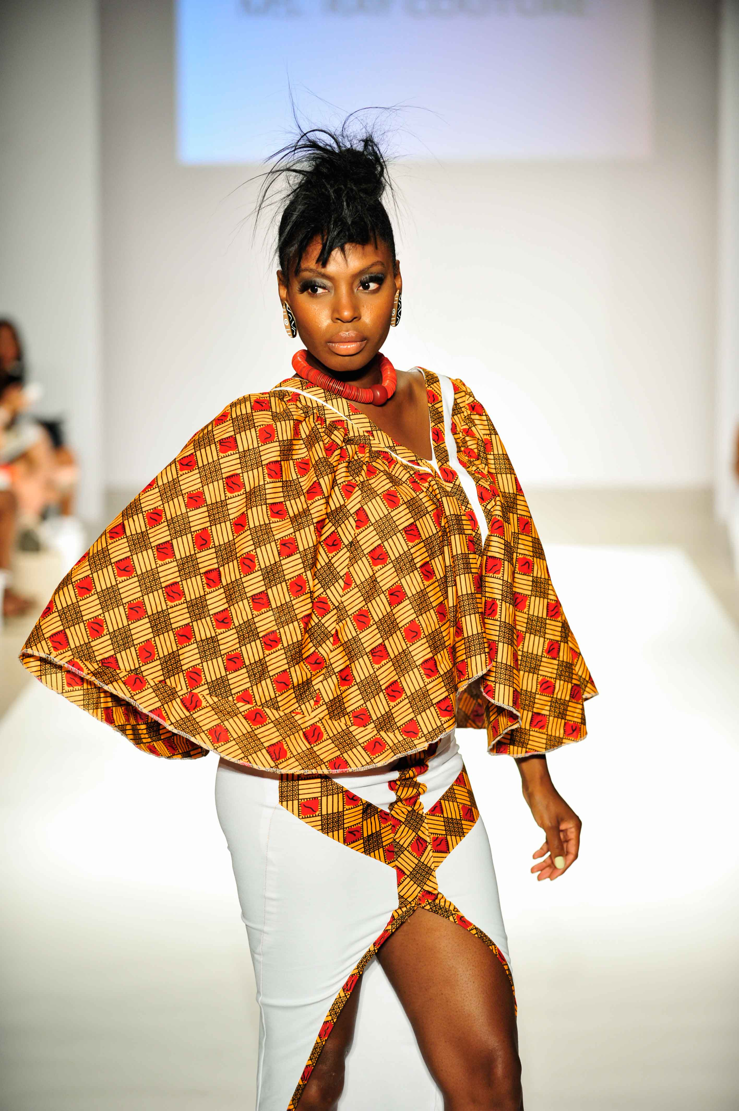 African Fashion Week Nc: Africa Fashion Week New York
